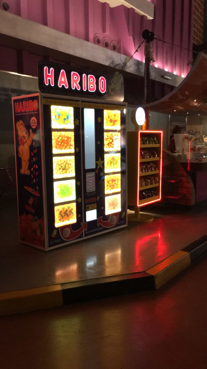 Haribo at Dubai