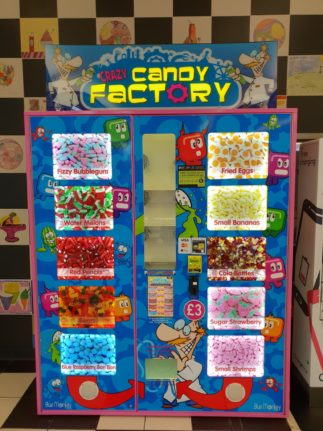 Crazy Candy Factory