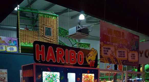 Haribo Vending Machine by Blue Monkey Vending