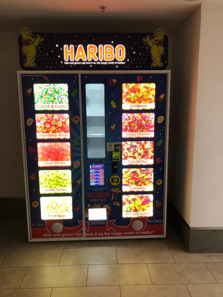 Haribo at St. Enoch Shopping Centre - Glasgow