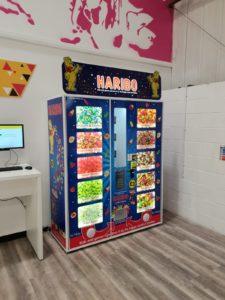 Haribo at Boost Trampoline Park Northampton