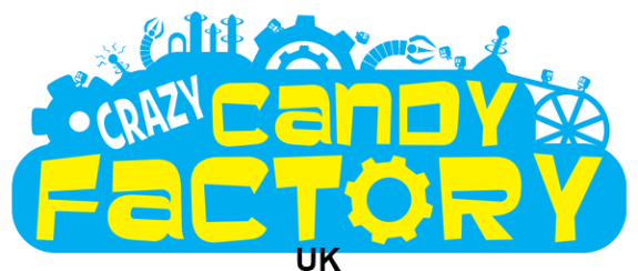 Crazy Candy Factory Logouk
