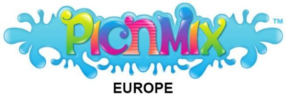 Pic N Mix Logoeurope